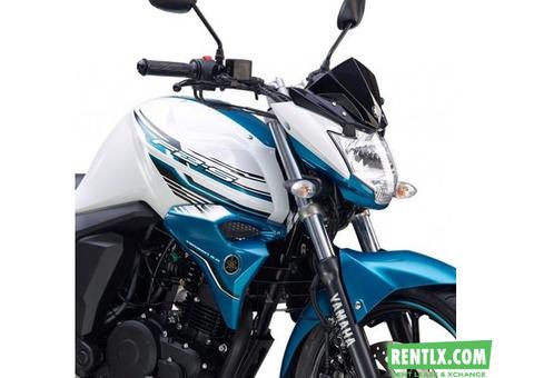 Motor Bikes on Rent in Jaipur