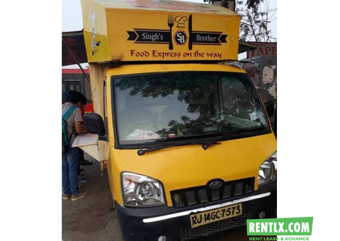 Food Van on Rent in Jaipur