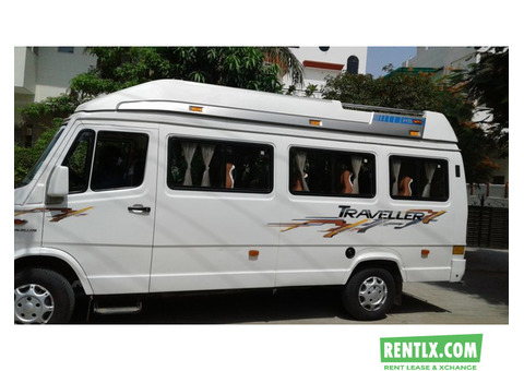 Tempo traveler on Rent in Jaipur