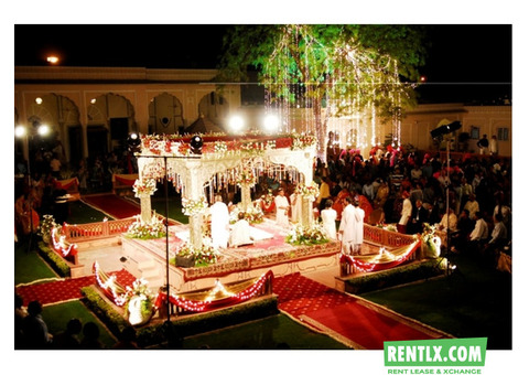 Banquet Halls on Rent in Jaipur