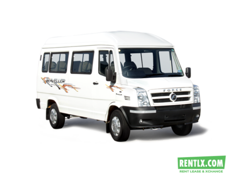 Tempo Traveller Hire In Jaipur