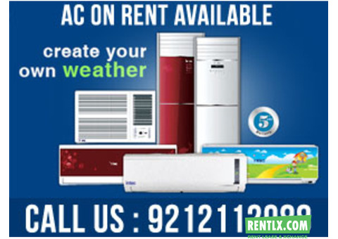 Air Conditioner on Rent in Delhi NCR