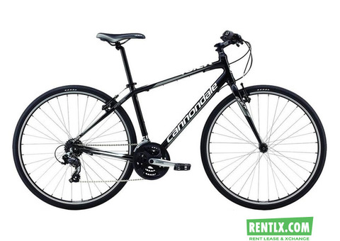 Cannondale Quick 6 Cycle on Rent in Chennai