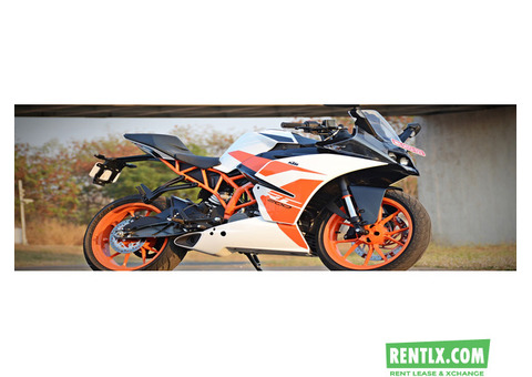 Bike on Rent in Chennai