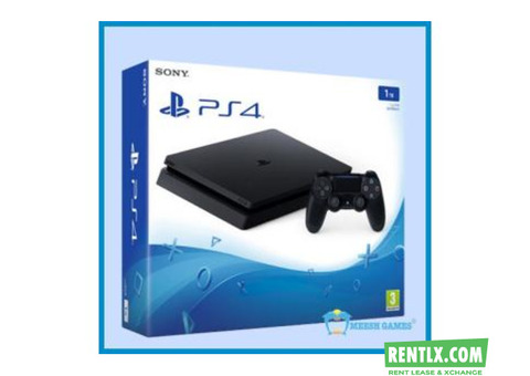 Ps4 Games on Rent in Bengaluru