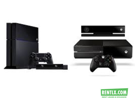 Ps4 games on Rent in Bangalore
