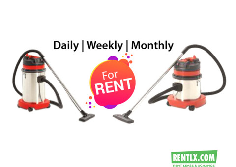 Vacuum cleaner on Rent in Bangalore