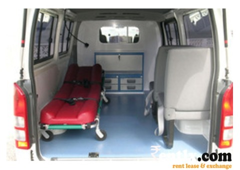 Ambulance on Rent in Pune