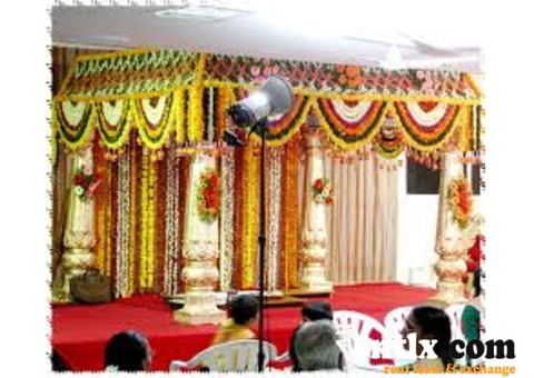 Marriage halls on rent in Hyderabad