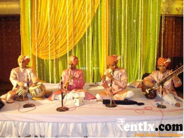 Wedding Shehnai players on rent ✭ Rentlx com - India's Most