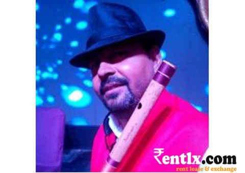 Flute Player in Delhi ncr,Gurgaon,Noida,Ghaziabad