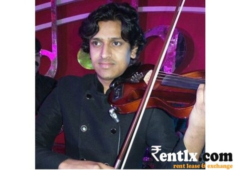 Violin Player in Delhi NCR,Gurgaon,Noida