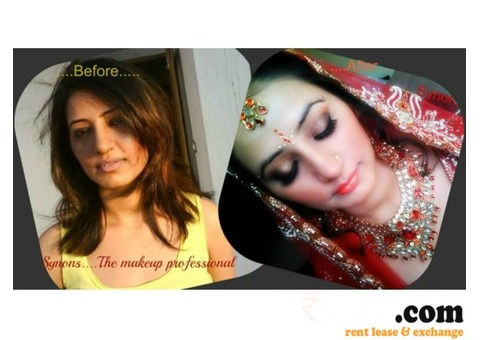 The Best Bridal Makeup Artist available