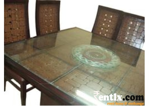 High Back Chairs With Dining Tables on rent in New Delhi