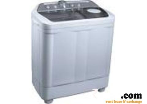 Washing machine and fridge on rent