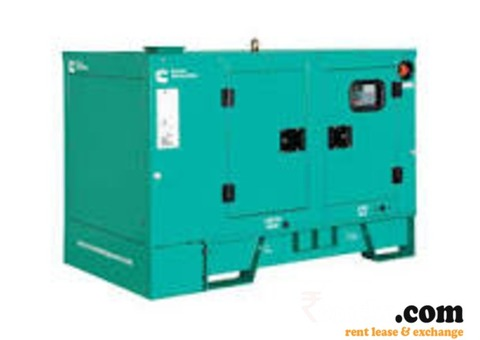 Cummins & Kirloskar Generator for Rent