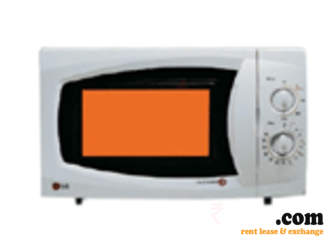 Microwave Oven on rent in Mumbai