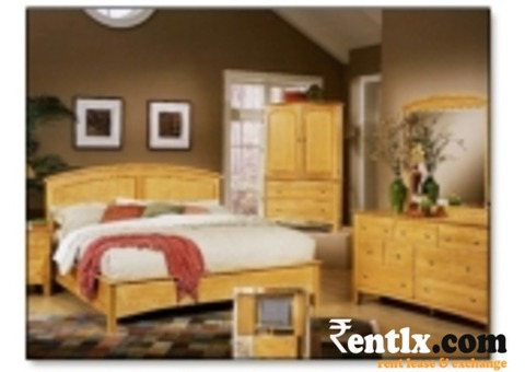 Bedroom Furniture on rent in New Delhi