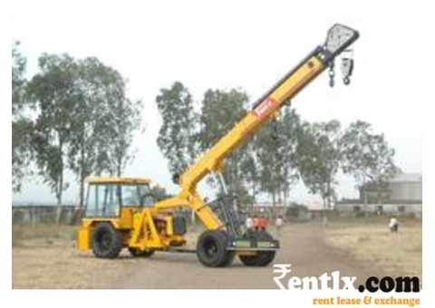 Cranes on Rent in Pune