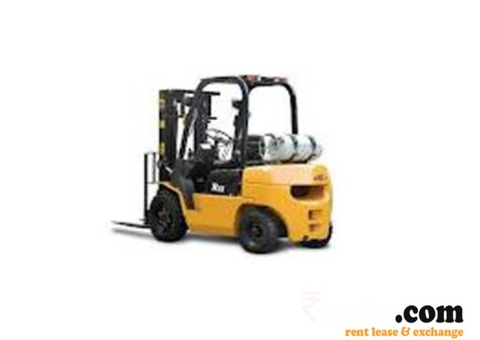 ForkLift on Rent in New- Delhi
