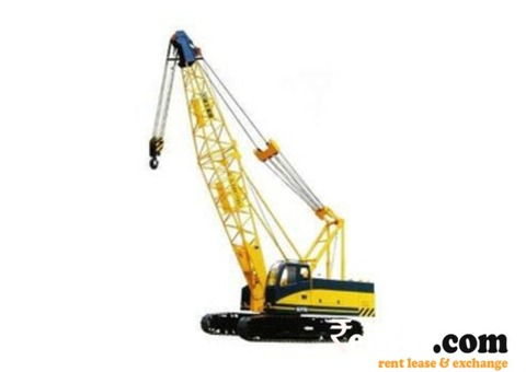 Crane Services on Rent in Pune
