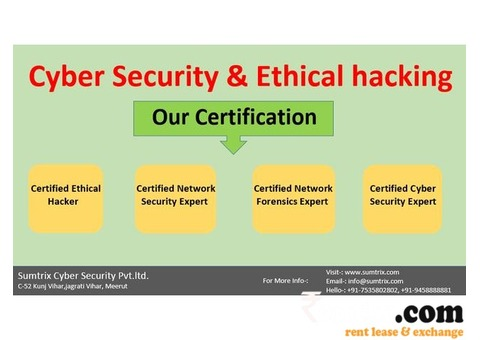 cyber security and ethical hacking training