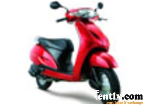 Honda Activa on Rent in East Delhi