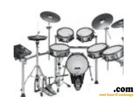 Drum set on rent in mumbai