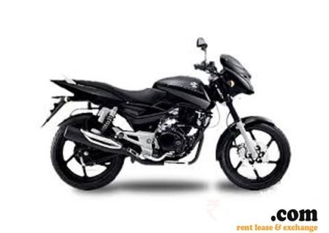 Bajaj Pulsar 150cc on Rent