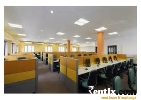 Office space on rent in Bangalore