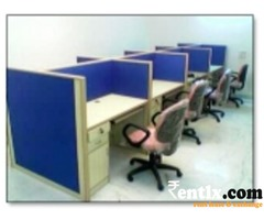Workstations on rent in Delhi