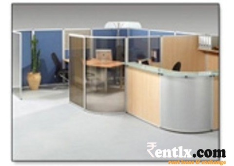 Partitions on rent in New Delhi