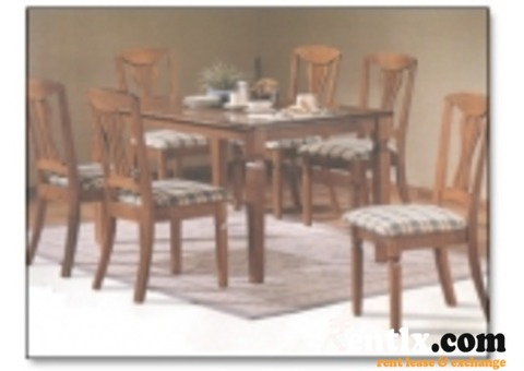 Dining Tables on rent in New Delhi