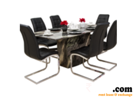 Dining room Tables on rent in Mumbai