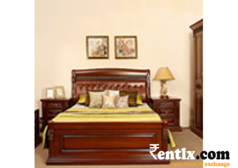 Bedroom furniture on rent in Mumbai