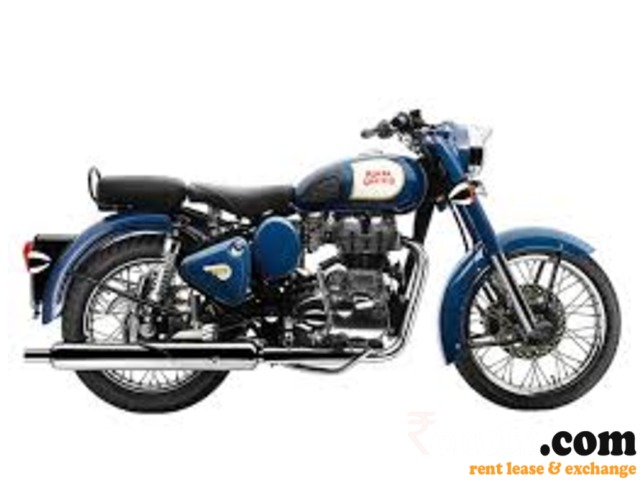 Bikes On Rent In Pune CLASSIC on rent in Pune