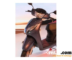 Two wheelers (HONDA ACTIVA) on rent in pune