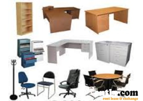 Office Furniture on Rent in Wilson Garden, Bangalore