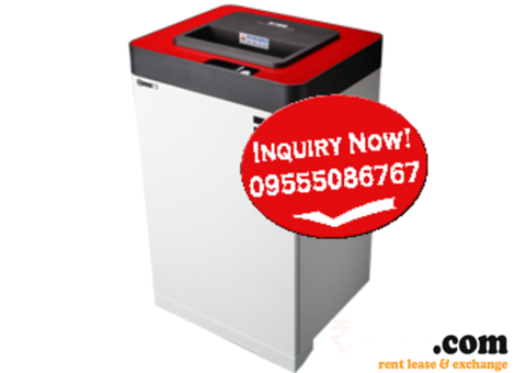 Paper Shredder On Rent In Delhi