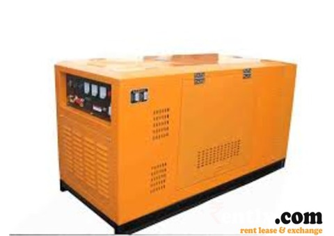 Generator for rent in emergency
