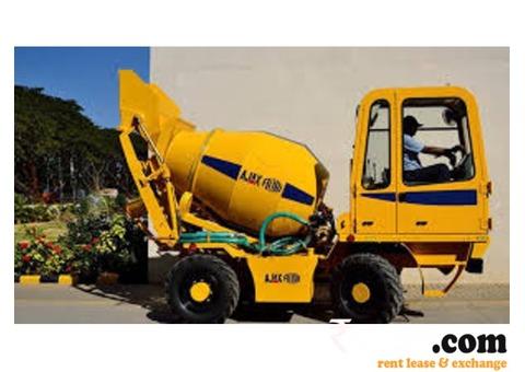 Contractor & Constructoin Machinery Equipments on Ren
