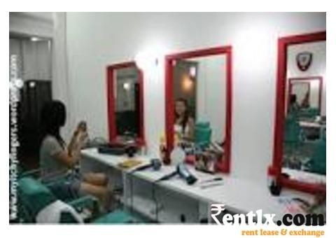 Salon setup sale or also for rent