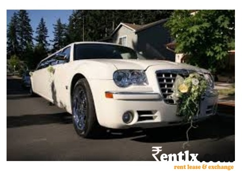 Limousine available on Rent for wedding and Events