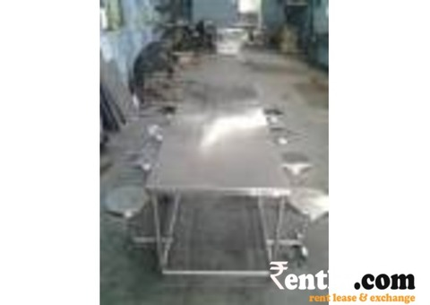 Industry canteen maintenance for rent