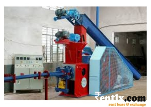 Want to  Rent a briquette machine immediately in Karnataka