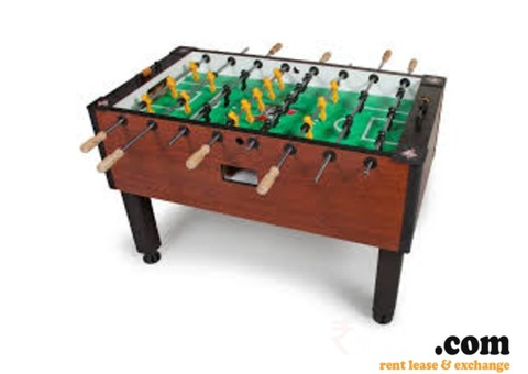 Football Table on Rent/Hire in Bangalore