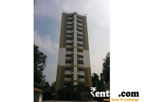 Apartment for rent near Amrita Hospital and LULU Mall