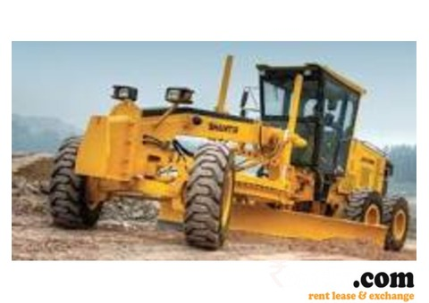 komatsu motor grader available on rent