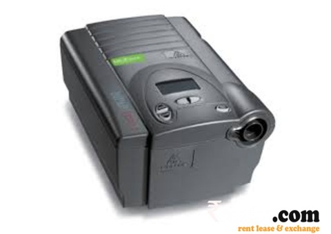 CPAP BIPAP Oxygen Concentrator Machines on Rent