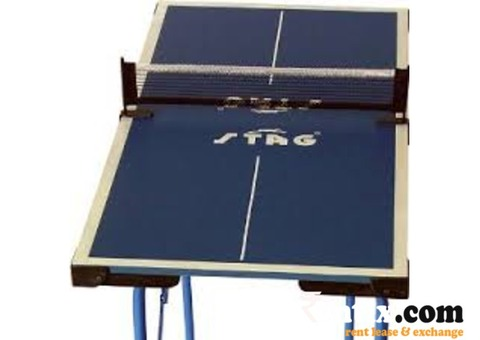 Table tennis table for rent